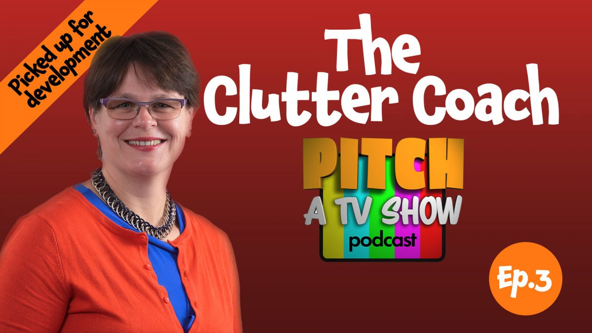 Pitching your TV show idea to a production company
